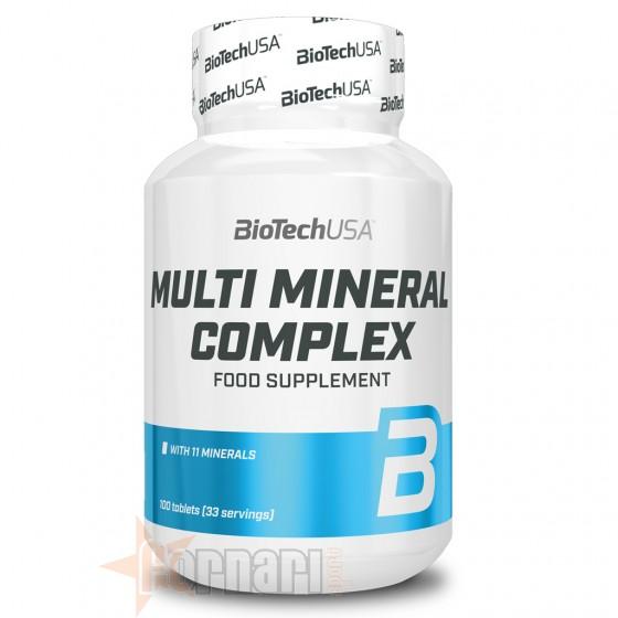 Biotech Usa Multi Mineral Complex 100 cpr