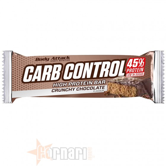 Body Attack Carb Control Bar 40 gr