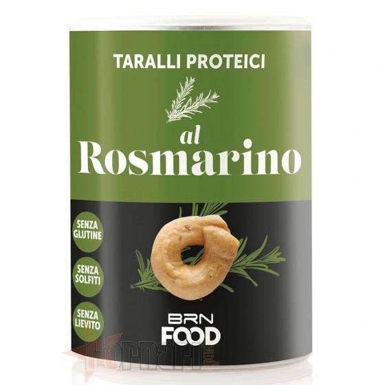 Brn Food Taralli Proteici al Rosmarino 250 gr