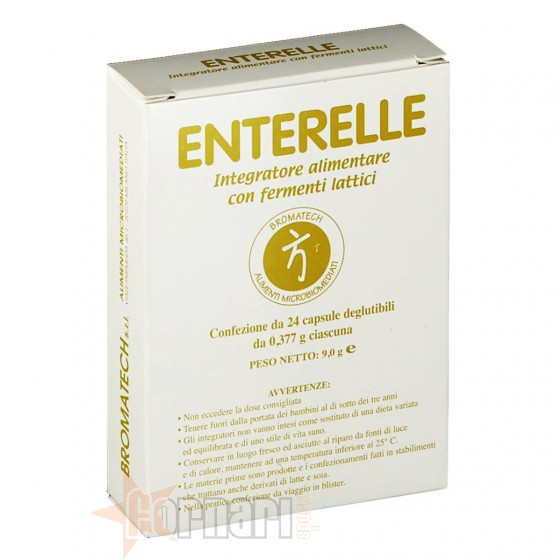 Bromatech Enterelle Plus 24 cps