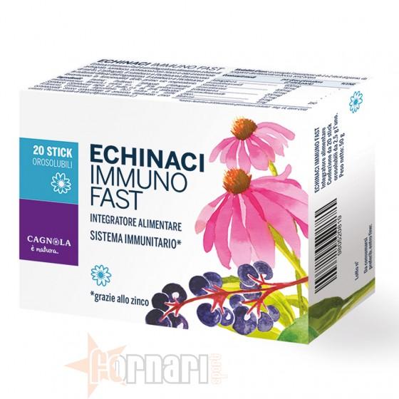 Cagnola Echinaci Immuno Fast 20 Stick