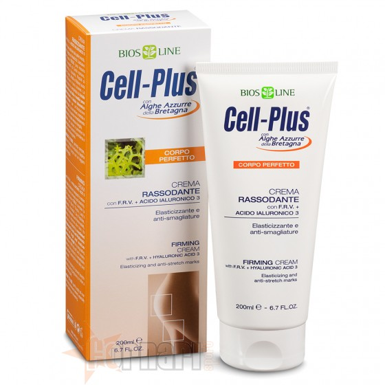 Cell-Plus Crema Rassodante 200 ml