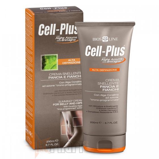 Cell-Plus Crema Snellente Pancia e Fianchi 200 ml