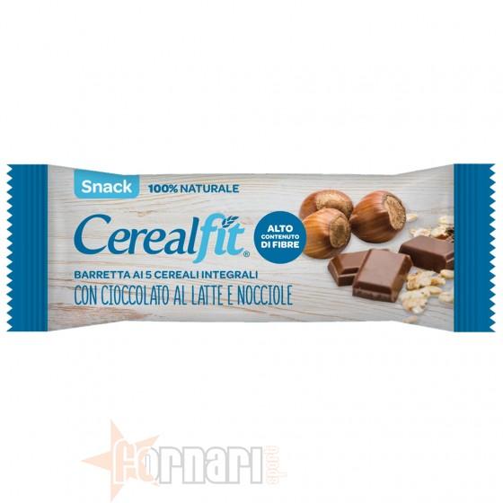 Cerealfit Snack con Cioccolato al Latte e Nocciole 25 gr