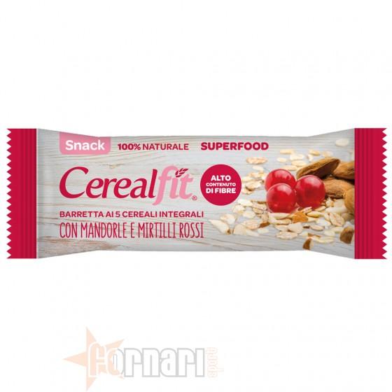 Cerealfit Snack con Mandorle e Mirtilli Rossi 24 gr