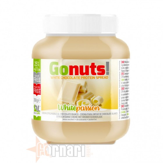 Daily Life Gonuts! WhitePassion 350 gr