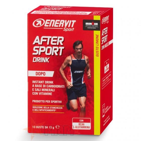 Enervit After Sport Drink 10 Buste x 15 gr