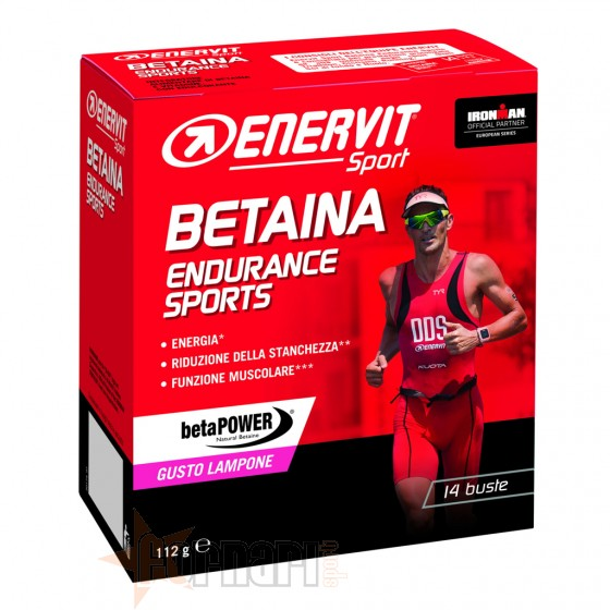 Enervit Betaina Endurance Sports 14 Buste