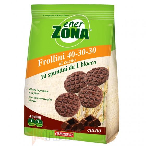 Enerzona Frollini 40-30-30 250 gr