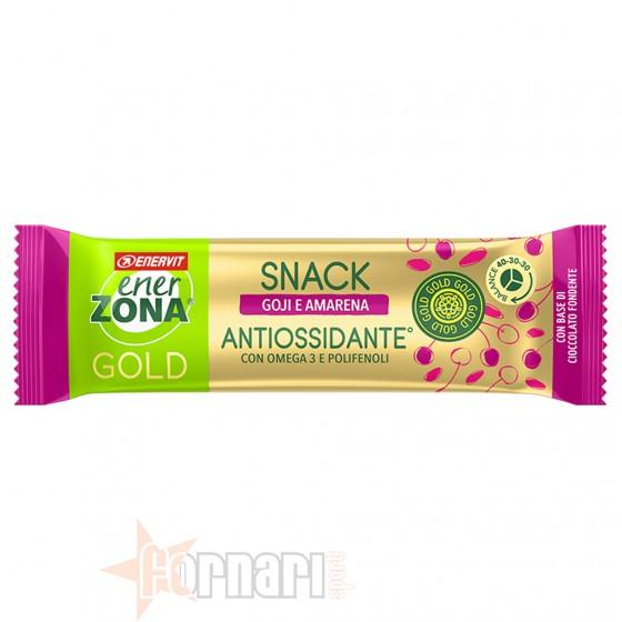 Enerzona Gold Snack Antiossidante 25 gr
