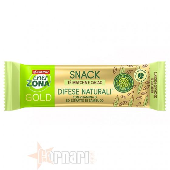Enerzona Gold Snack Difese Naturali 31 gr
