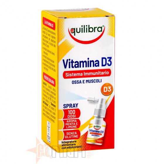 Equilibra Vitamina D3 Spray 13 ml