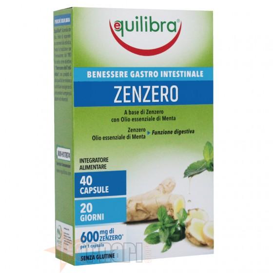 Equilibra Zenzero 40 cps