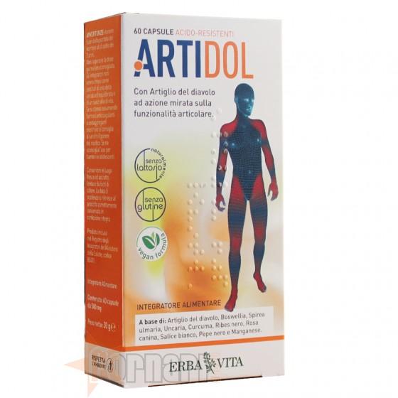 Erba Vita Artidol 60 cps