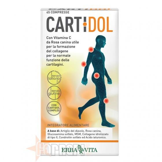 Erba Vita Cartidol 45 cpr