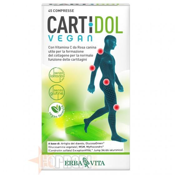Erba Vita Cartidol Vegan 45 cpr