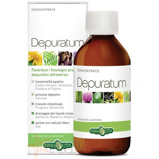 Erba Vita Depuratum Concentrato 200 ml