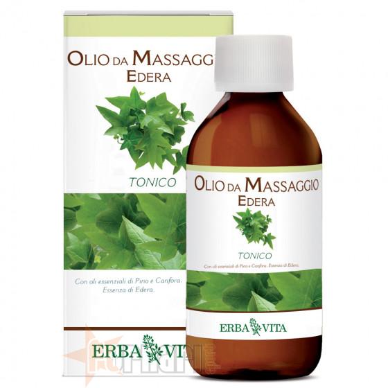 Erba Vita Olio da Massaggio Edera 250 ml