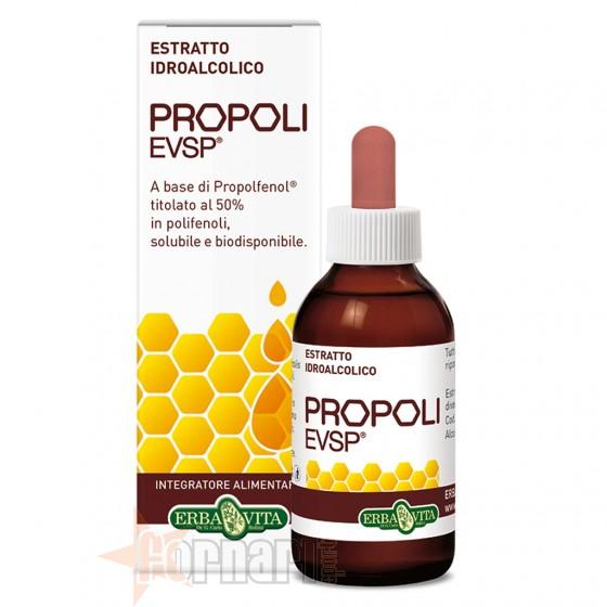 Erba Vita Propoli Evsp Estratto Idroalcolico 30 ml