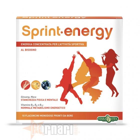 Erba Vita Sprint Energy 10 Flaconcini