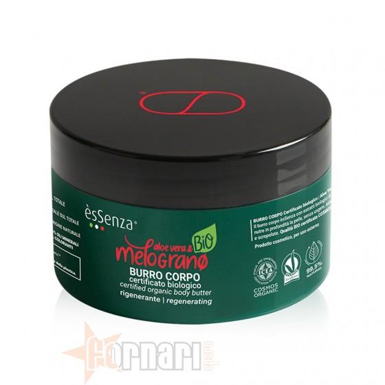 Essenza Burro Corpo Aloe Vera Melograno 200 ml