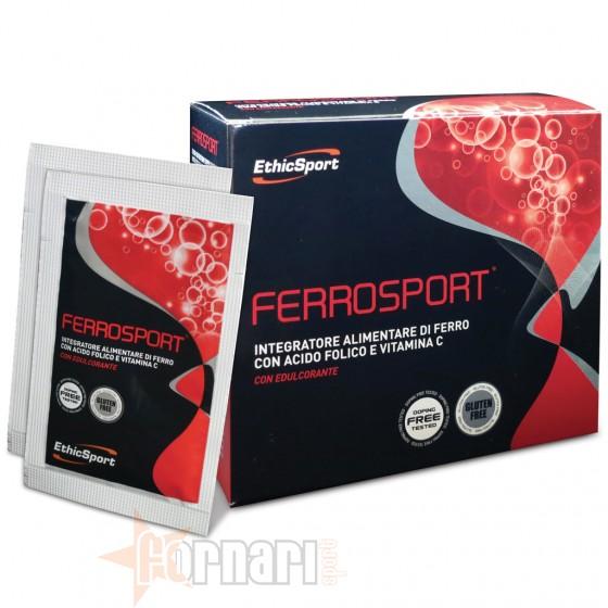 Ethic Sport Ferro Sport 20 Buste da 3 gr