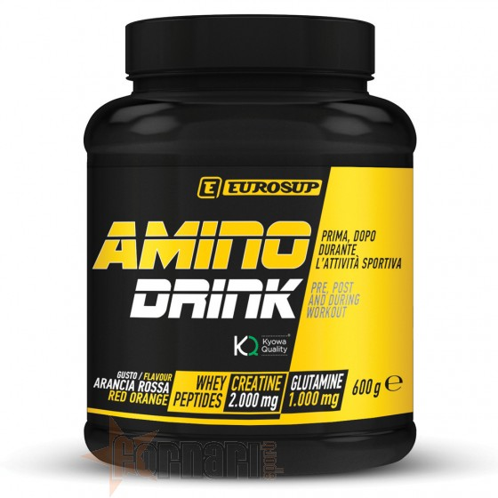 Eurosup Amino Drink Plus 600 gr