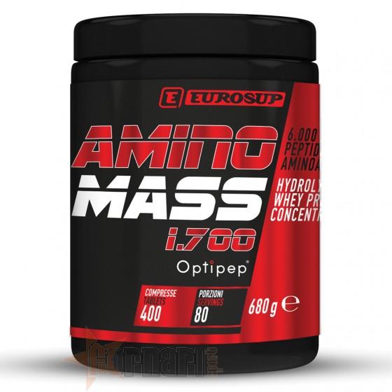 Eurosup Amino Mass 1700 400 cpr
