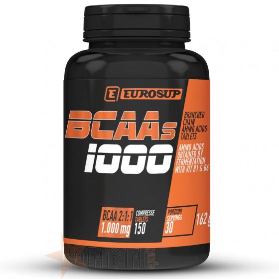Eurosup Bcaa's 1000 150 cpr