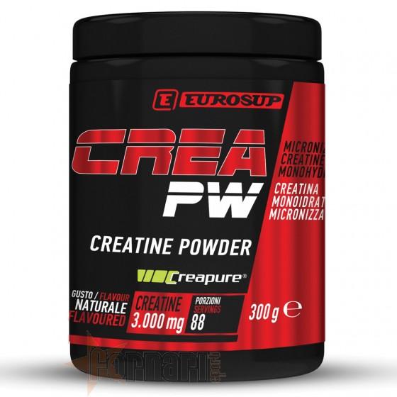 Eurosup Crea PW - Creatine Powder 300 gr