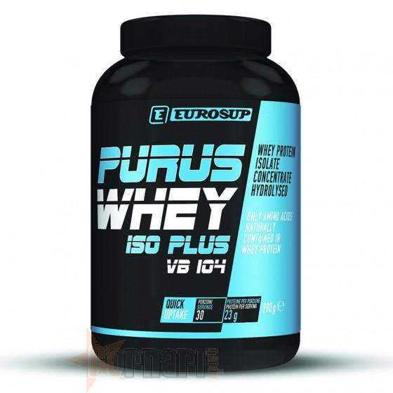 Eurosup Purus Whey Iso Plus 900 gr