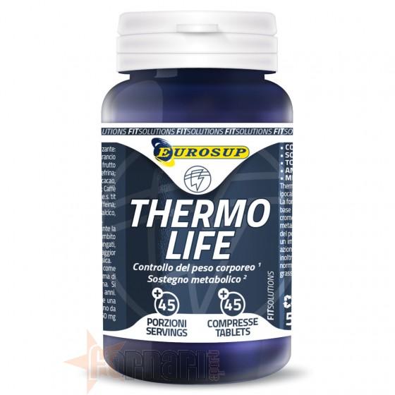 Eurosup Thermo Life Termogenici Con Caffeina