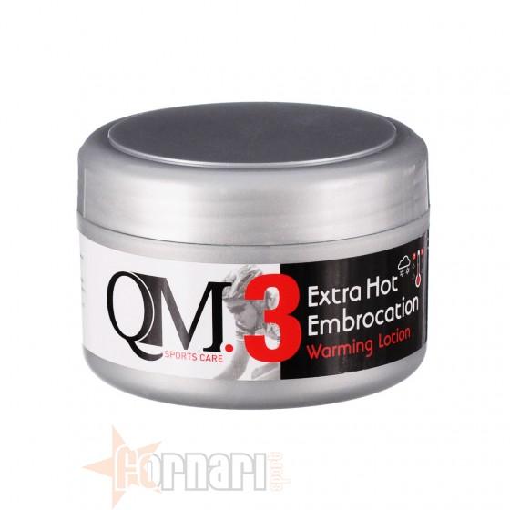 QM SPORTS EXTRA HOT EMBROCATION 200 ML