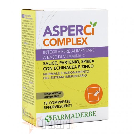 Farmaderbe Asper C Complex 18 cpr