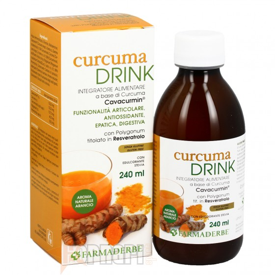 Farmaderbe Curcuma Drink 240 ml