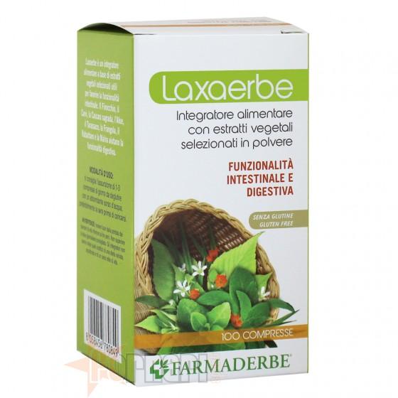 Farmaderbe Laxaerbe 100 cpr