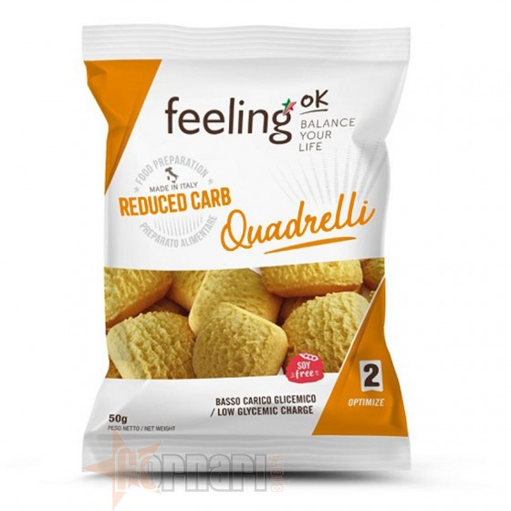 Feeling Ok Optimize Quadrelli 50 gr