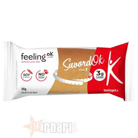 Feeling Ok Start Savoiardo 35 gr