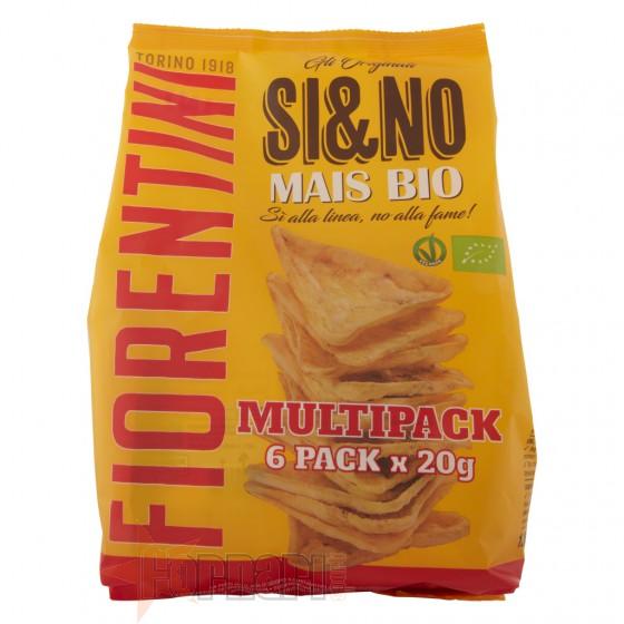 Fiorentini Si & No Mais Bio Multipack 6 x 20 gr