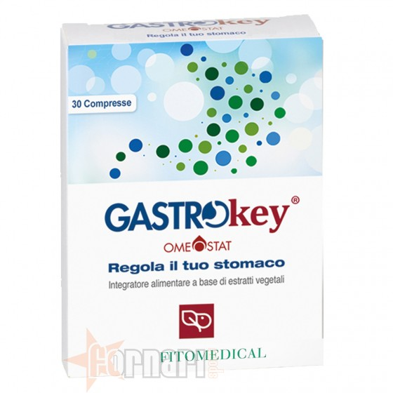 Fitomedical Gastrokey 30 cpr