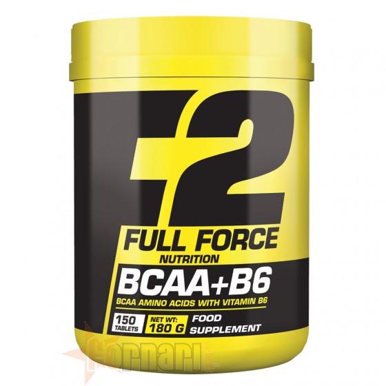 Full Force Bcaa+B6 150 Tav