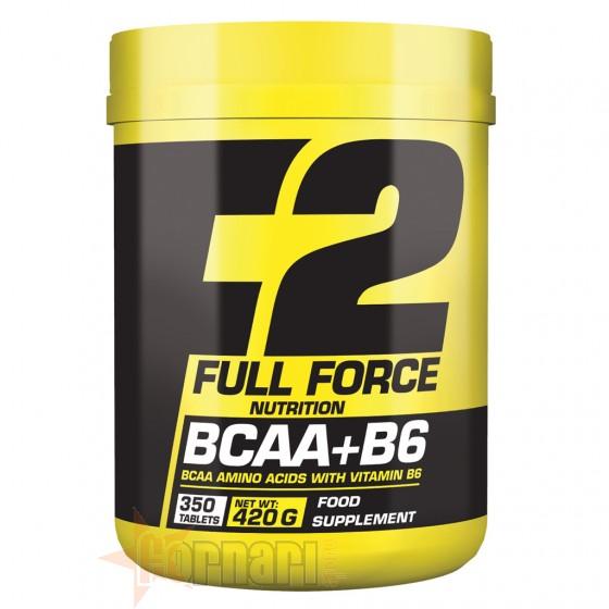 Full Force Bcaa+B6 350 Tav