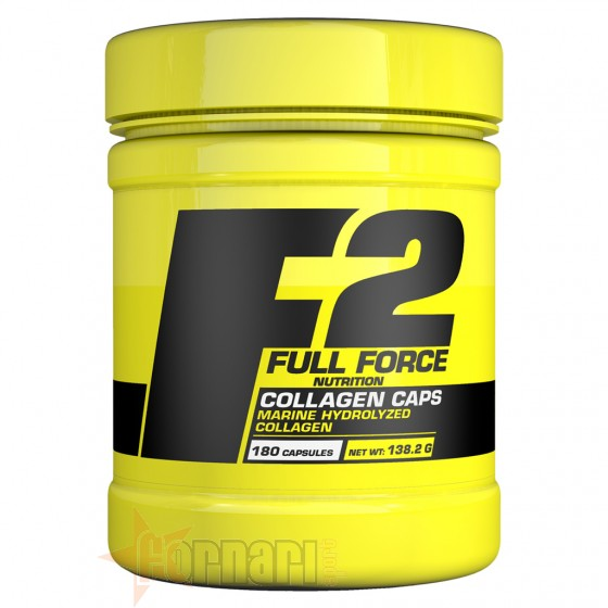 Full Force Collagen Caps 180 cps