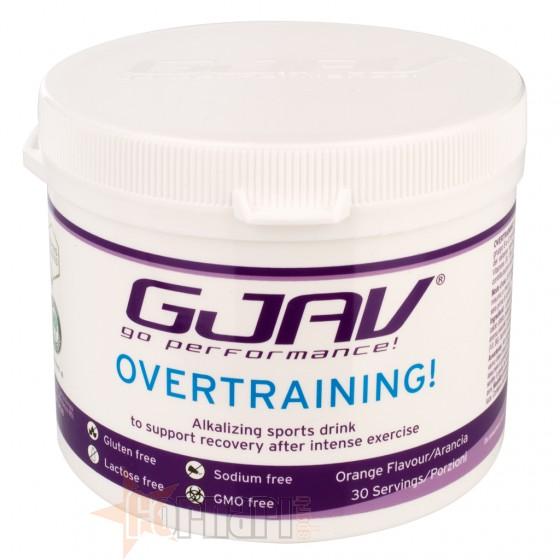 Gjav Overtraining! 300 gr