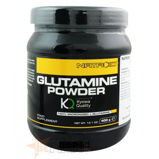 GLUTAMINE POWDER 400 GR