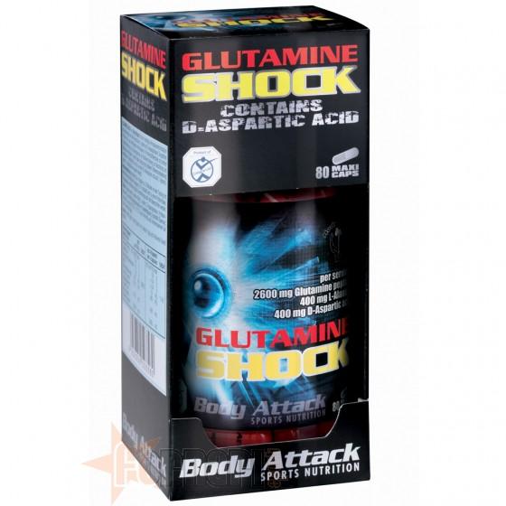 GLUTAMINE SHOCK 80 CPS