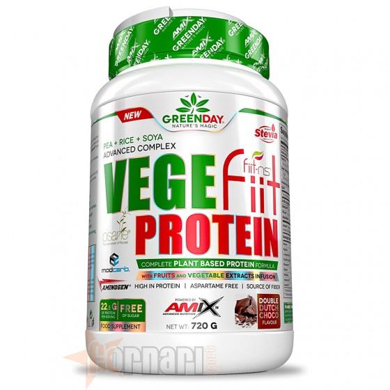 Greenday Vegefiit Protein 750 gr