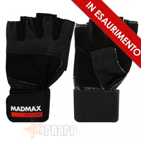 Mad Max Guanti Professional Accessori per l'Allenamento