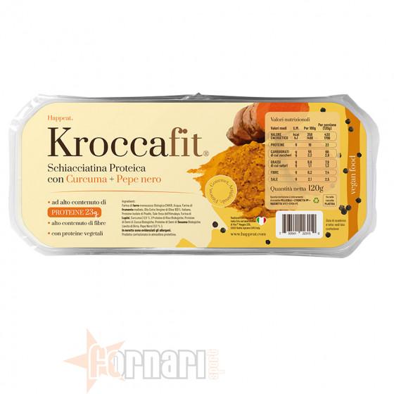 Happeat Kroccafit Curcuma & Pepe Nero 120 gr