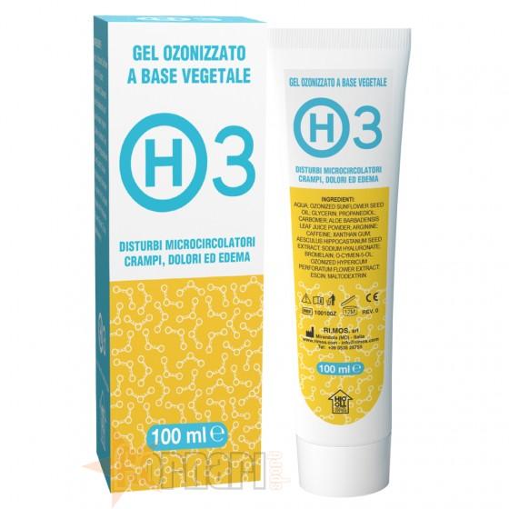 Holoil H3 Gel Ozonizzato 100 ml